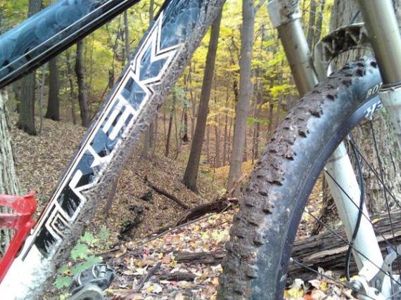 10.18.09 Frick Fall Ride